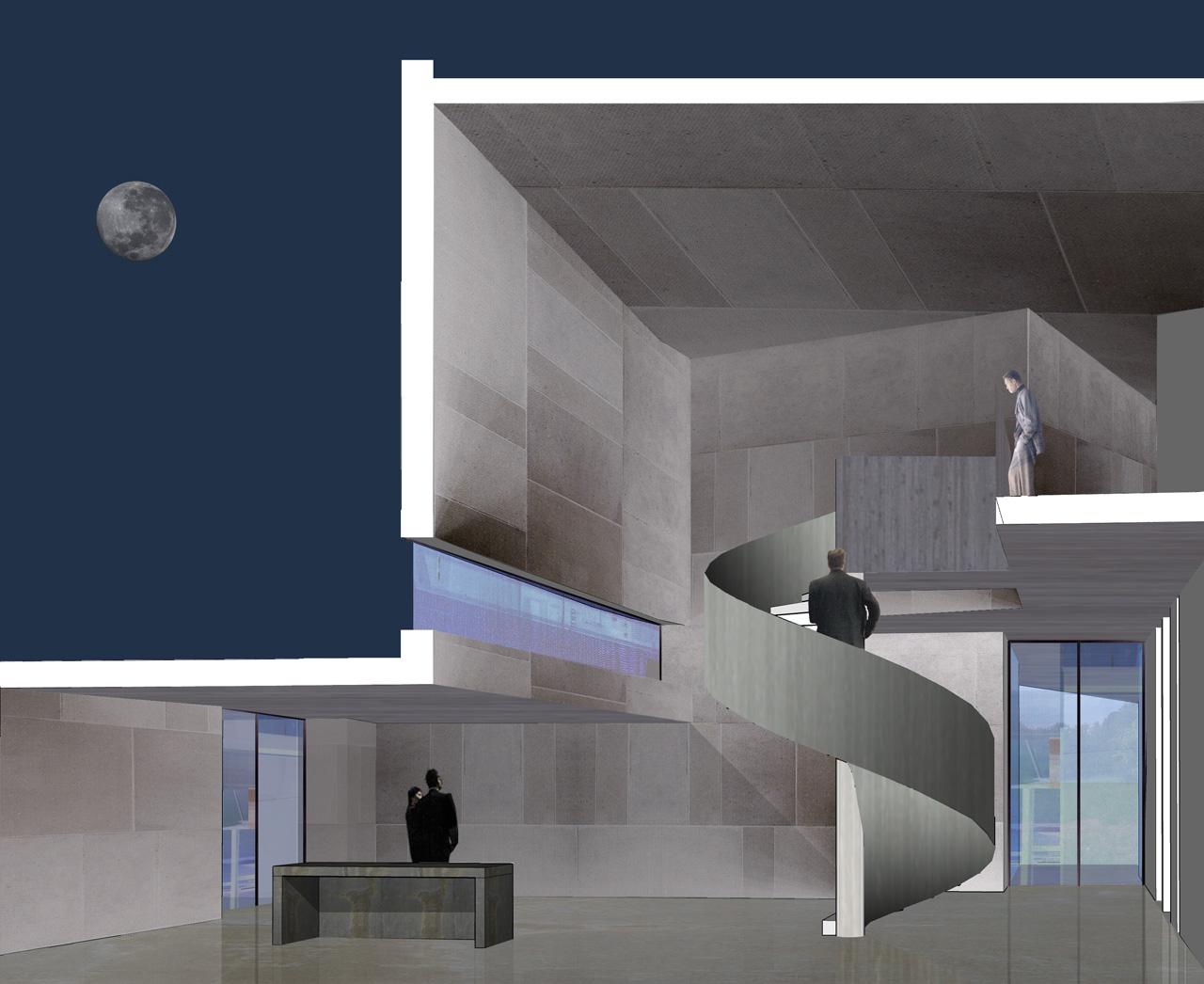 euromov lhenry architecture. Black Bedroom Furniture Sets. Home Design Ideas