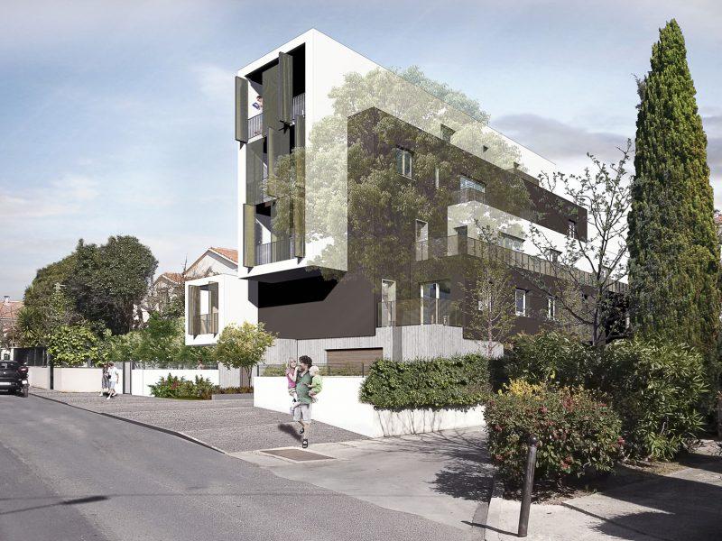Lhenry architecture une architecture contemporaine et - Architecture contemporaine residence parks ...