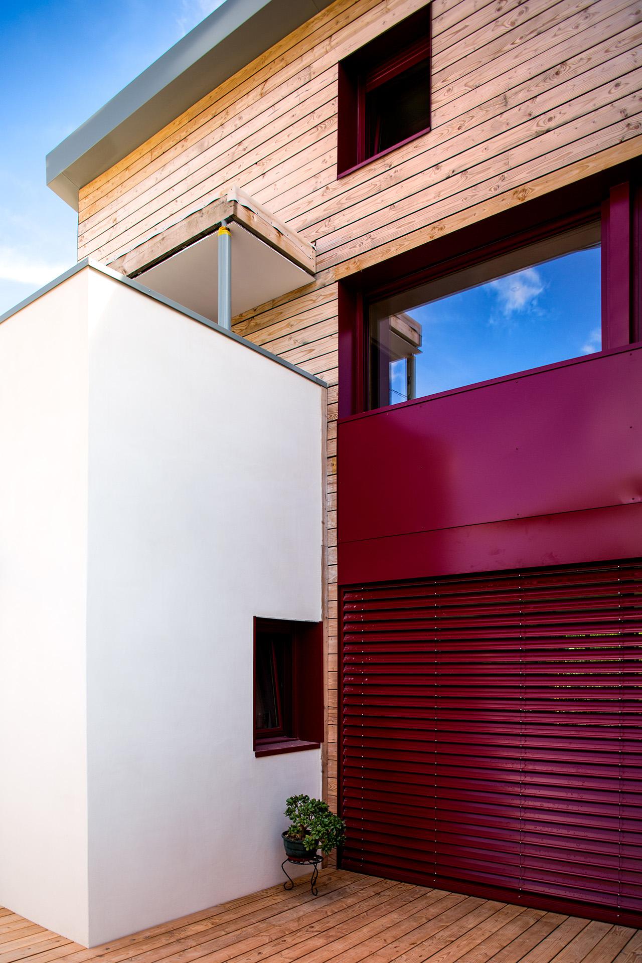 maison c lhenry architecture. Black Bedroom Furniture Sets. Home Design Ideas