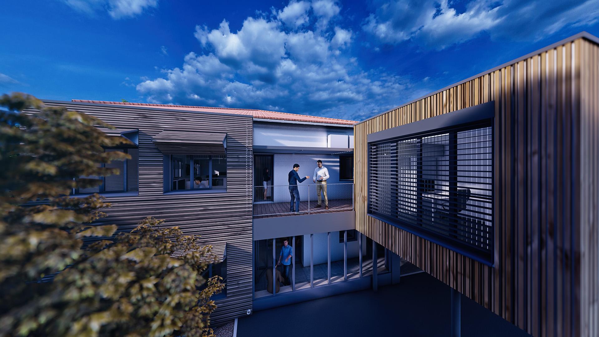 Maitrise D Oeuvre Montpellier montpellier – lhenry architecture
