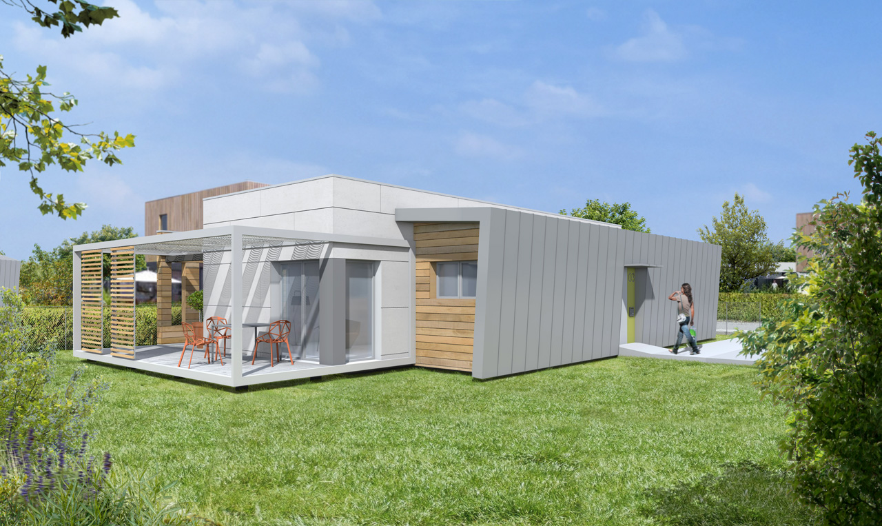 maison module container 03 lhenry architecture. Black Bedroom Furniture Sets. Home Design Ideas