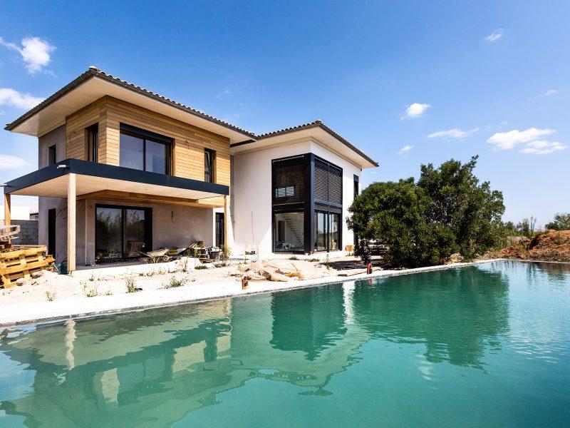 Lhenry Architecture Une Architecture Contemporaine Et Respectueuse De Son Environnement